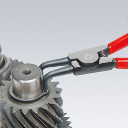 Щипцы для стопорных колец (внешних) 170 мм Knipex